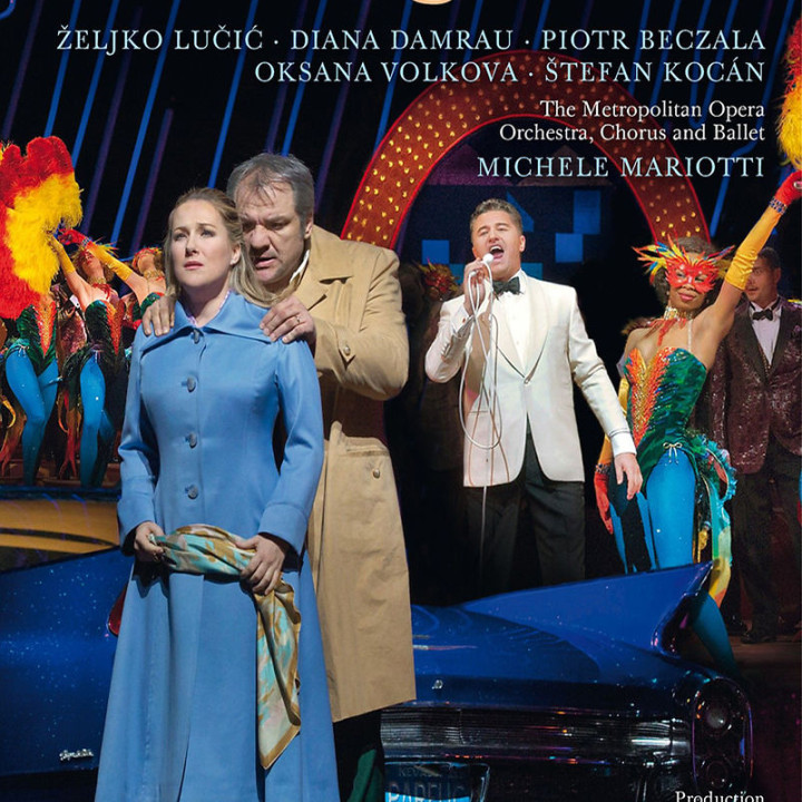 Rigoletto: Beczala,Piotr/Damrau/Mariotti/MOO/+