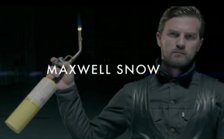Teaser 2: MAXWELL SNOW
