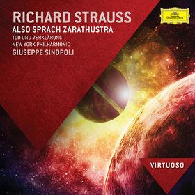 Virtuoso, Richard Strauss: Also Sprach Zarathustra; Tod und Verklärung, 00028947854128