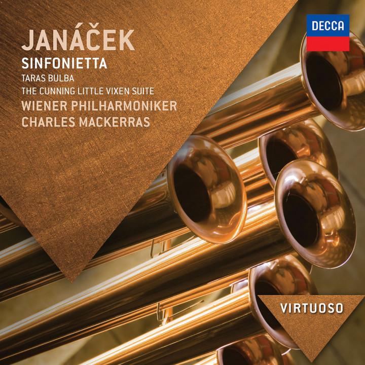 Janá¿ek: Sinfonietta; Taras Bulba; The Cunning Little Vixen Suite