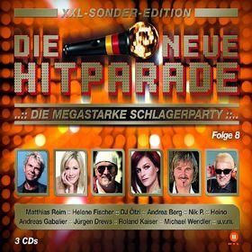 Die Neue Hitparade, Die neue Hitparade Folge 8 XXL Edition, 00600753429488