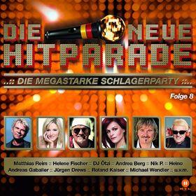 Die Neue Hitparade, Die neue Hitparade Folge 8, 00600753429457