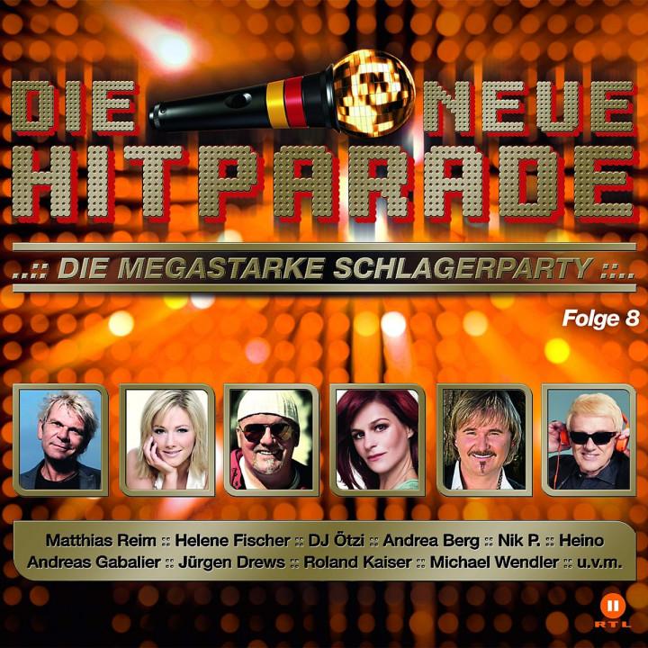 Die neue Hitparade Folge 8: Various Artists