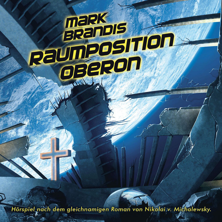 25: Raumposition Oberon: Mark Brandis