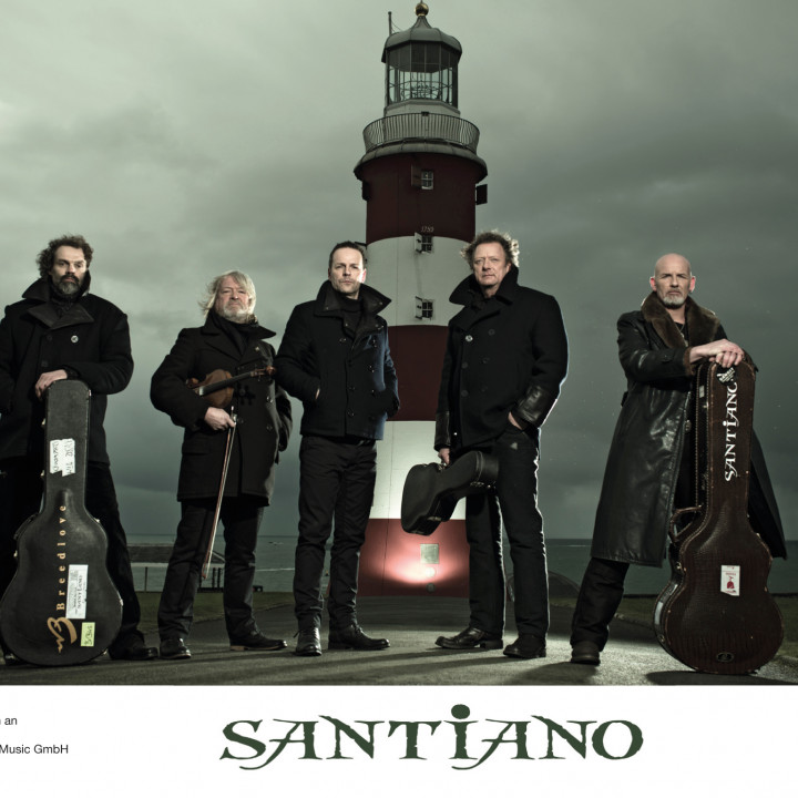 Pressebilder 2013 – Santiano – 1