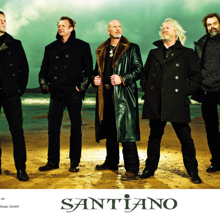 Pressebilder 2013 – Santiano – 2