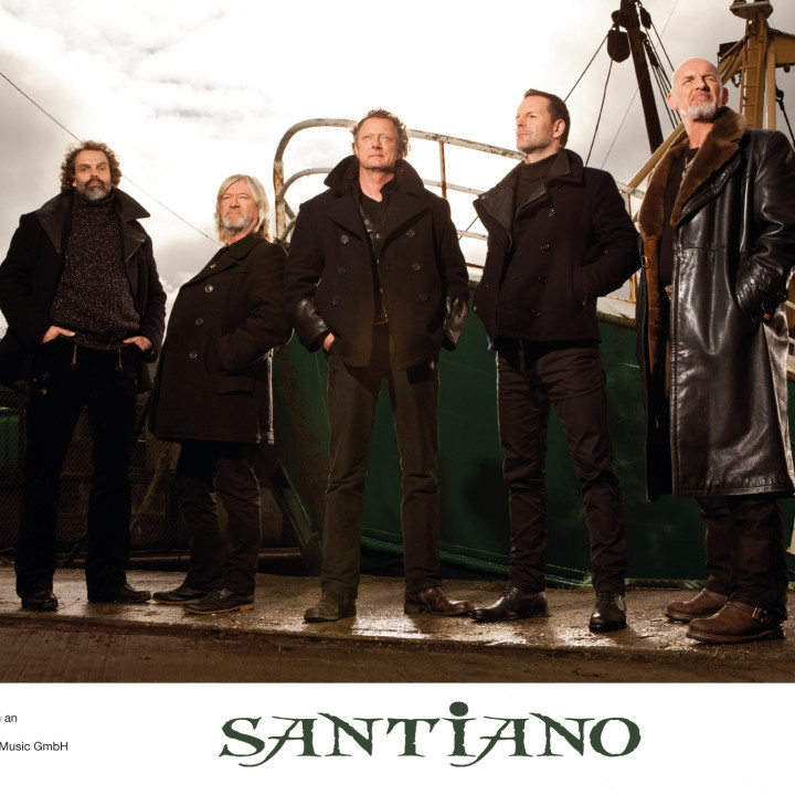 Pressebilder 2013 – Santiano – 3