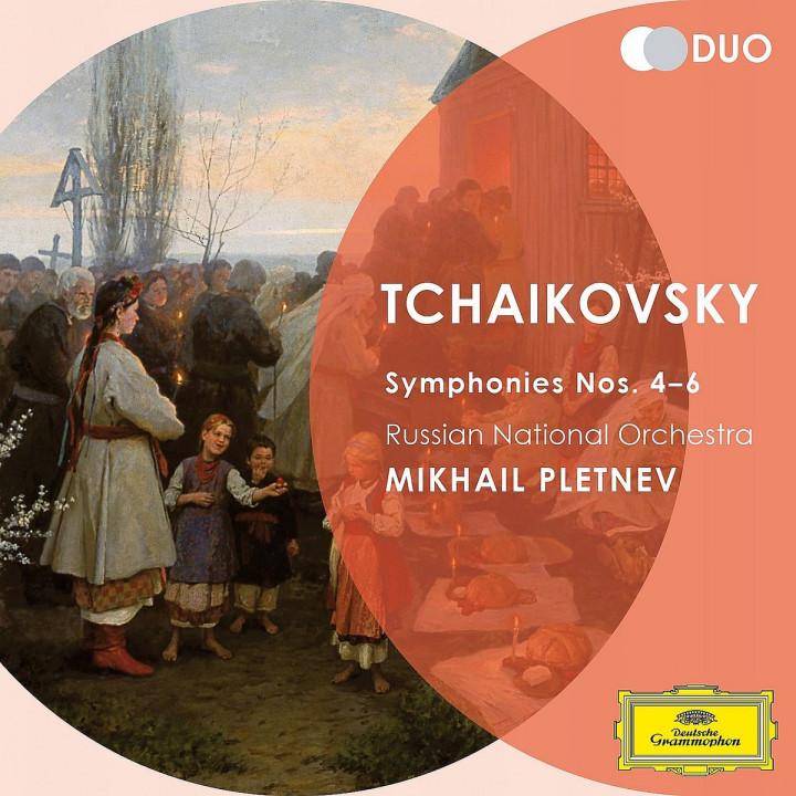Symphonien Nr.4-6: Pletnev,Mikhail/RNO