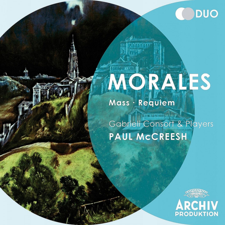 Messe/Requiem: McCreesh,Paul/Gabrieli Consort & Players