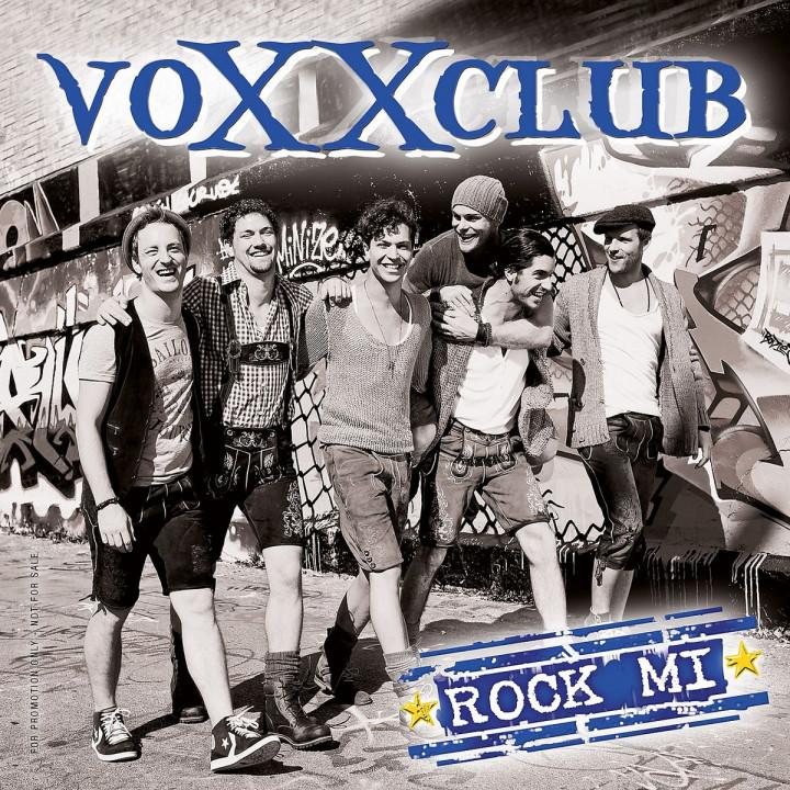 Rock mi (2-Track): voXXclub