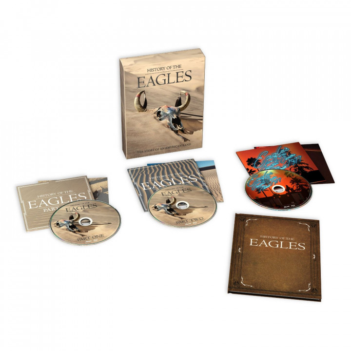 Easgles - Boxset