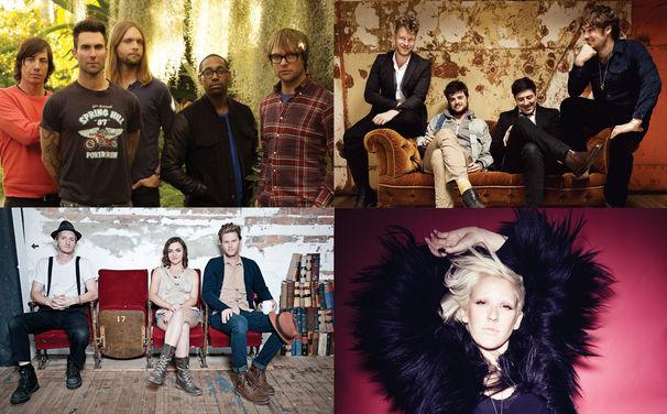 Mumford & Sons, Billboard Music Awards 2013 - die Rock Nominerungen von Universal