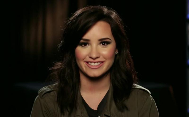 """Demi Lovato, """"Heart Attack"""": Behind The Scenes"""