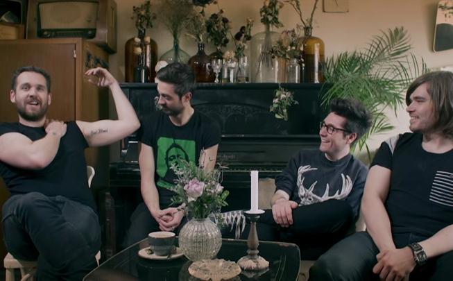 Bastille, Interview