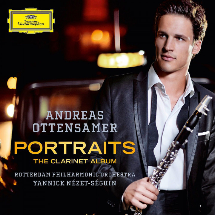 Portraits - The Clarinet Album: Ottensamer,Andreas/Nezet-Seguin/ROP