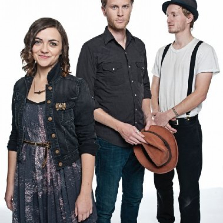 The Lumineers Pressefoto