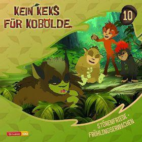 Kein Keks für Kobolde, 10: Störenfriede / Frühlingserwachen, 00602537273041