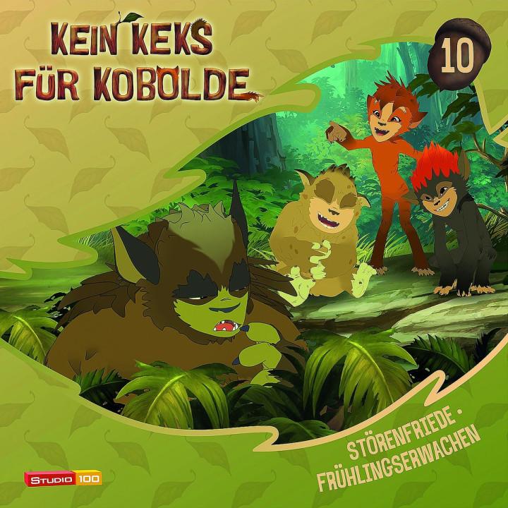 10: Störenfriede/Frühlingserwachen: Kein Keks für Kobolde (TV-Hörspiel)
