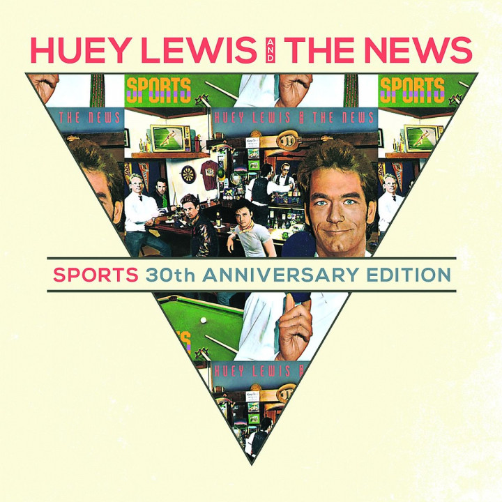 Sports! 30th Anniversary Deluxe: Lewis, Huey And News,The