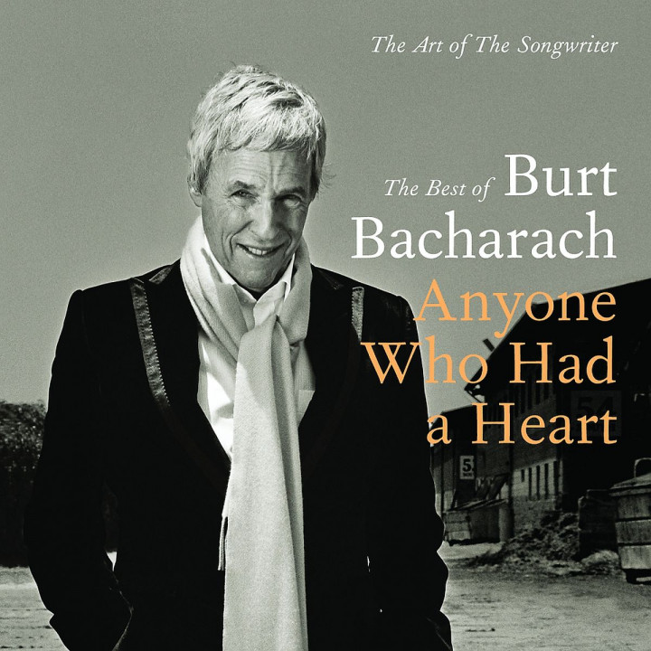 Anyone Who Had A Heart -The Art Of The Songwriter: Bacharach,Burt