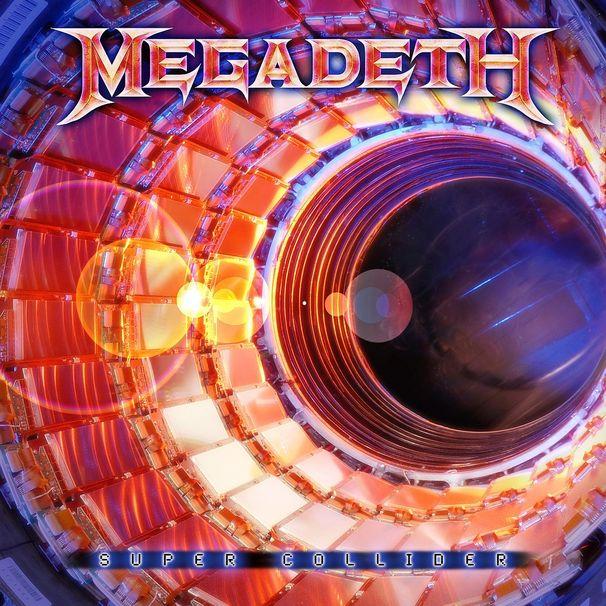 Megadeth, Freitag, 31.5., kommt das brandneue Album Super Collider von Megadeth. Hört hier alle Songs!