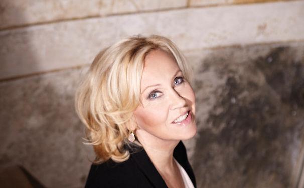Agnetha Fältskog, Agnetha Fältskog im ZDF-Interview
