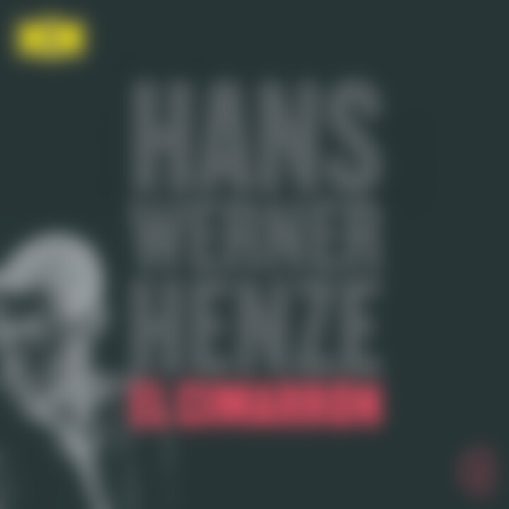 El cimarrón: Pearson/Zoeller/Brouwer/Yamashta/Henze
