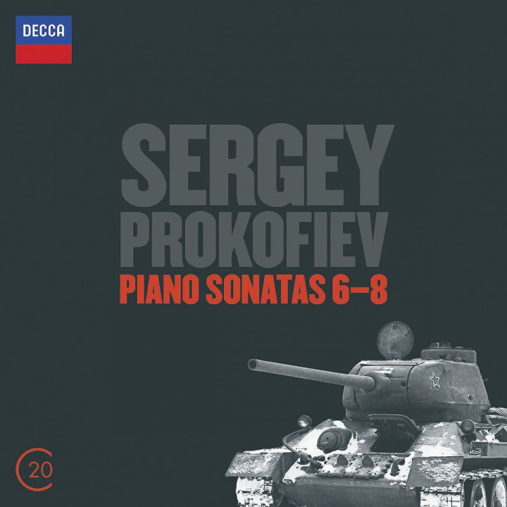 Klaviersonaten 6-8: Ashkenazy,Vladimir