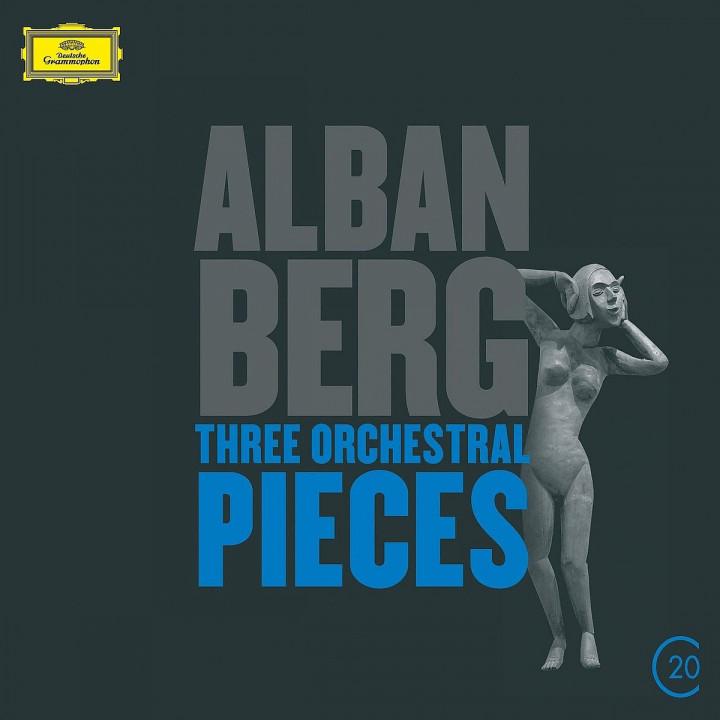 Drei Orchesterstücke op.6: Abbado,Claudio/Otter,Anne S.v./WP