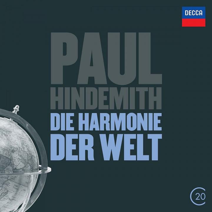Die Harmonie der Welt: Blomstedt,Herbert/GOL