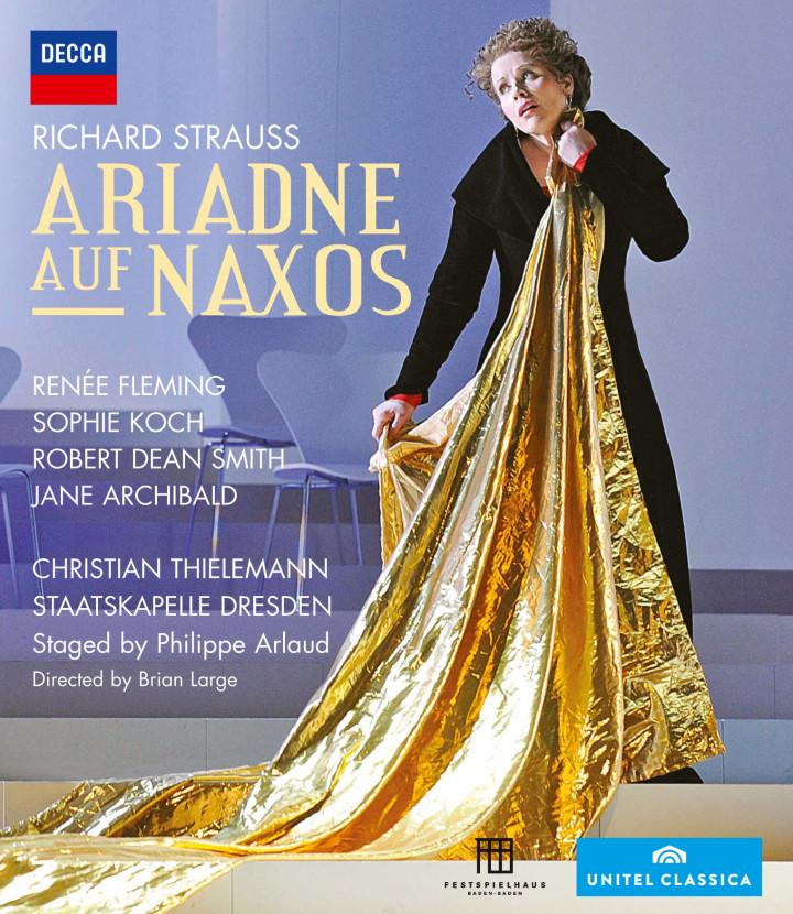Strauss: Ariadne auf Naxos Blu-Ray