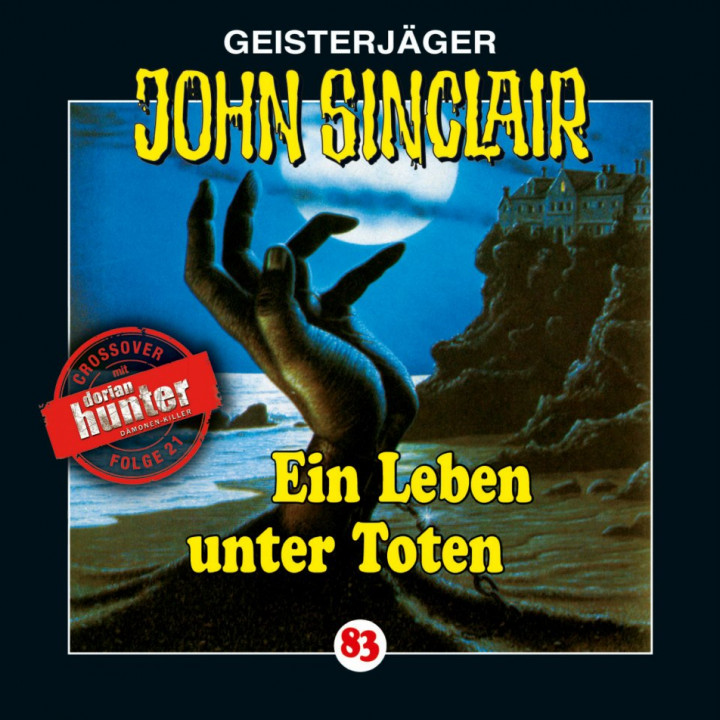 John Sinclair—Cover