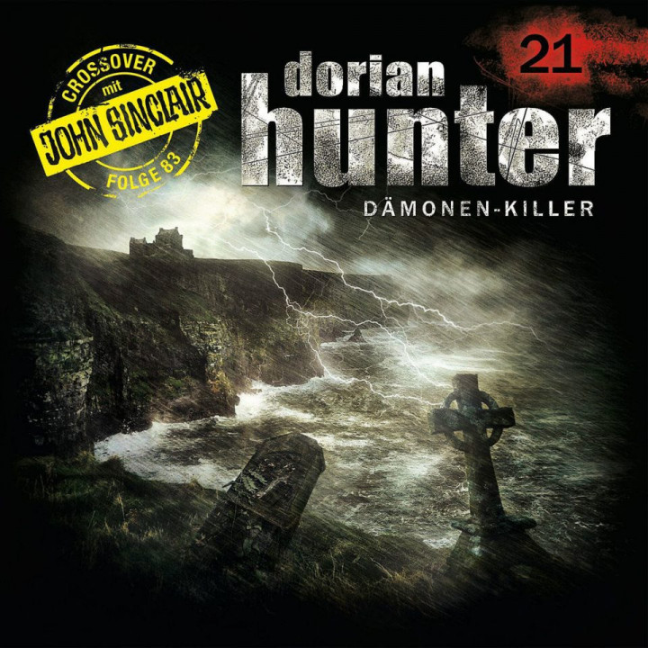 Dorian Hunter — Cover