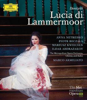 Anna Netrebko, Donizetti: Lucia di Lammermoor, 00044007345450