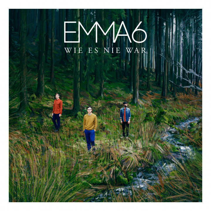 Emma6 Single Wie es nie war Cover