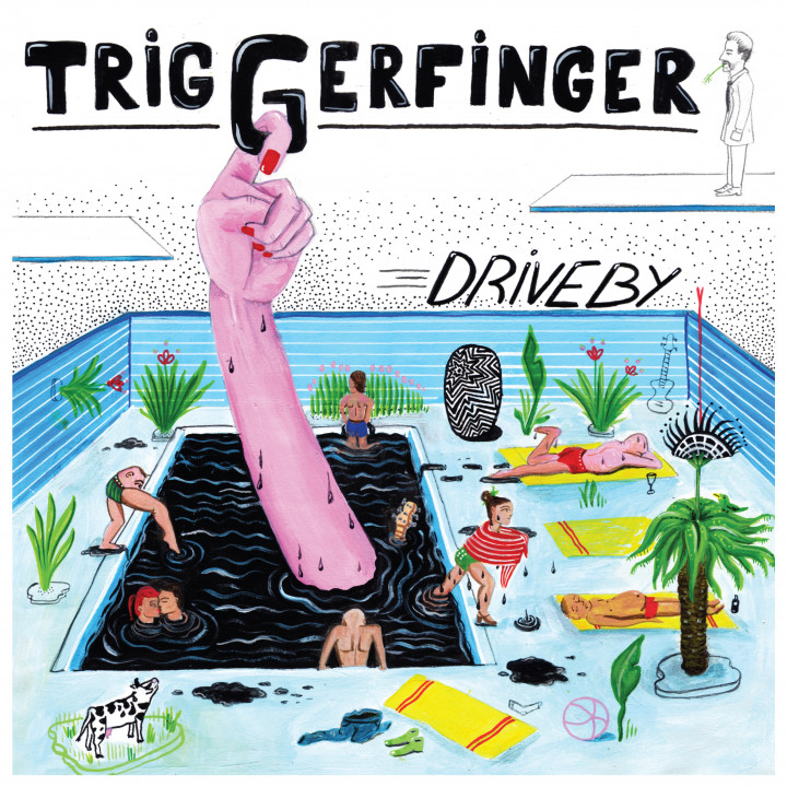 Triggerfinger Driveby Cover