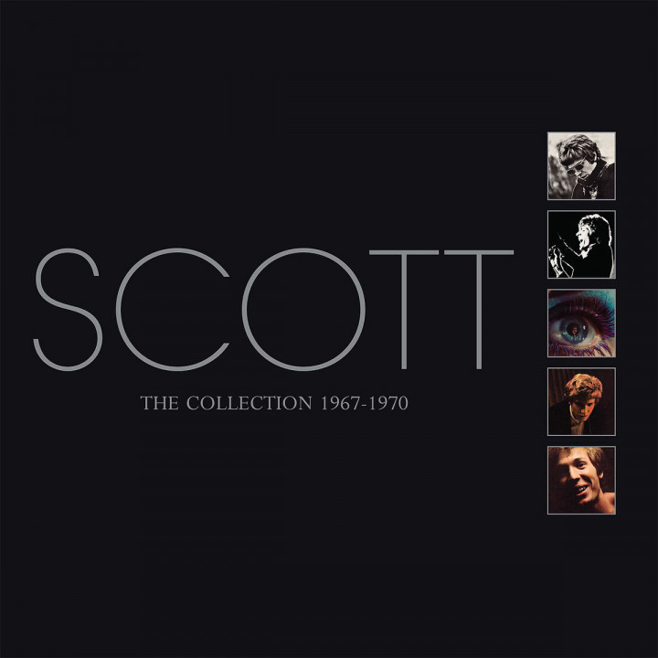 The Collection 1967-1970: Walker,Scott