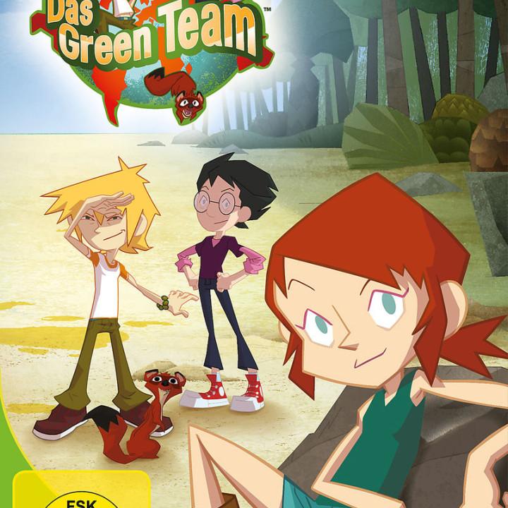 Das Green Team - DVD 03: Green Team, Das
