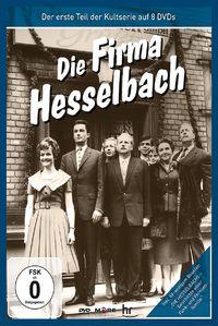 Die Hesselbachs, Die Firma Hesselbach (24 Folgen / 8 DVD), 04032989603336