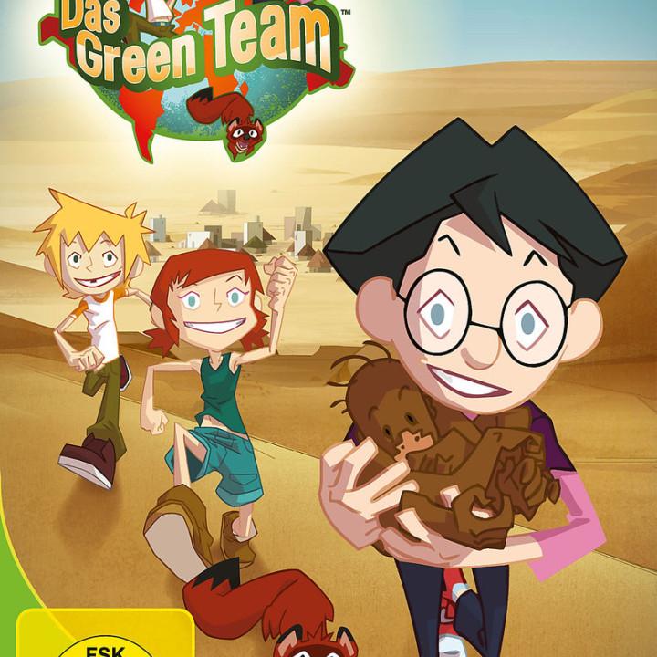 Das Green Team - DVD 01: Green Team, Das