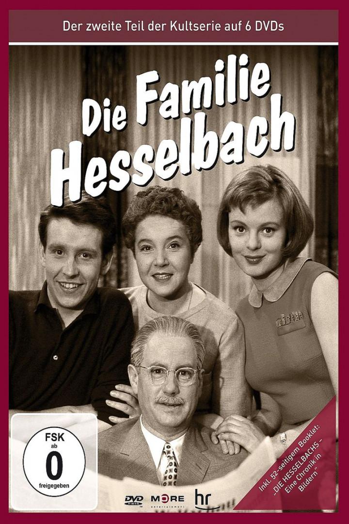 Die Familie Hesselbach (18 Folgen / 6 DVD): Hesselbachs,Die