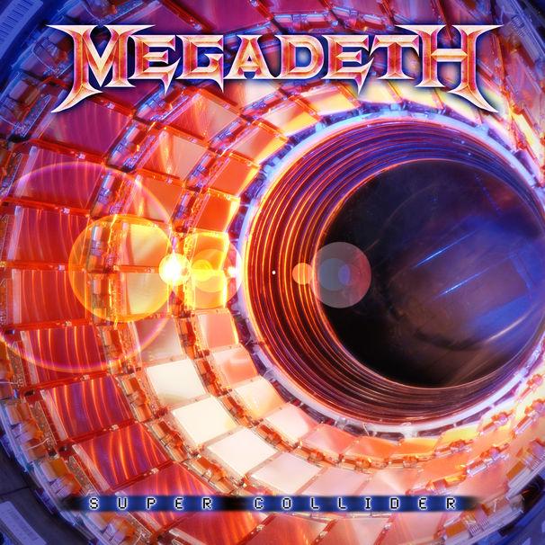 Megadeth, Das brandneue Album Super Collider von Megadeth steht zum Vorbestellen bereit