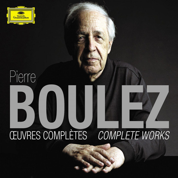 Pierre Boulez: Oeuvres complètes