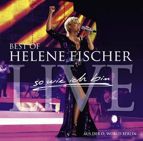 Helene Fischer, Best Of So Wie Ich Bin Live, 05099994905724