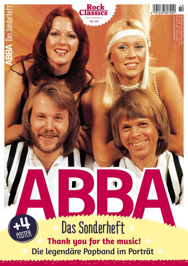 ABBA, ABBA - Das Sonderheft – jetzt neu am Kiosk!