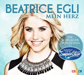 Beatrice Egli, Mein Herz, 00000000000000
