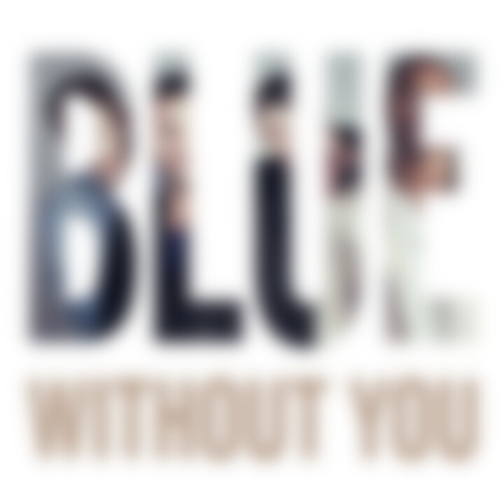Blue Without You eSingle Cover