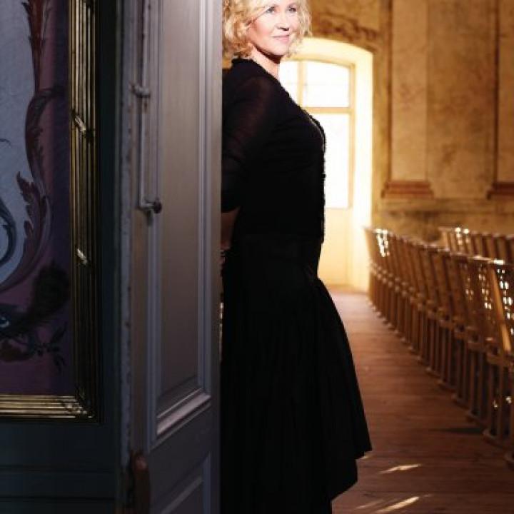 Agnetha Fältskog Pressefoto 2013
