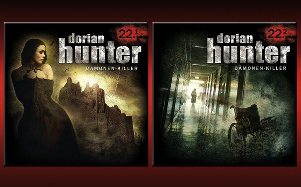 Dorian Hunter, Dorian Hunter-Folge 22 Esmeralda erscheint in zwei Teilen!