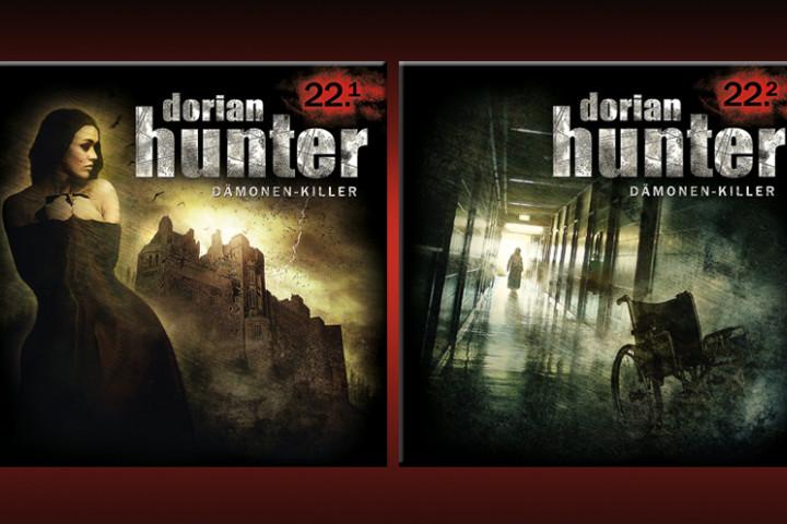 Dorian Hunter - 22: Esmeralda Doppelfolge
